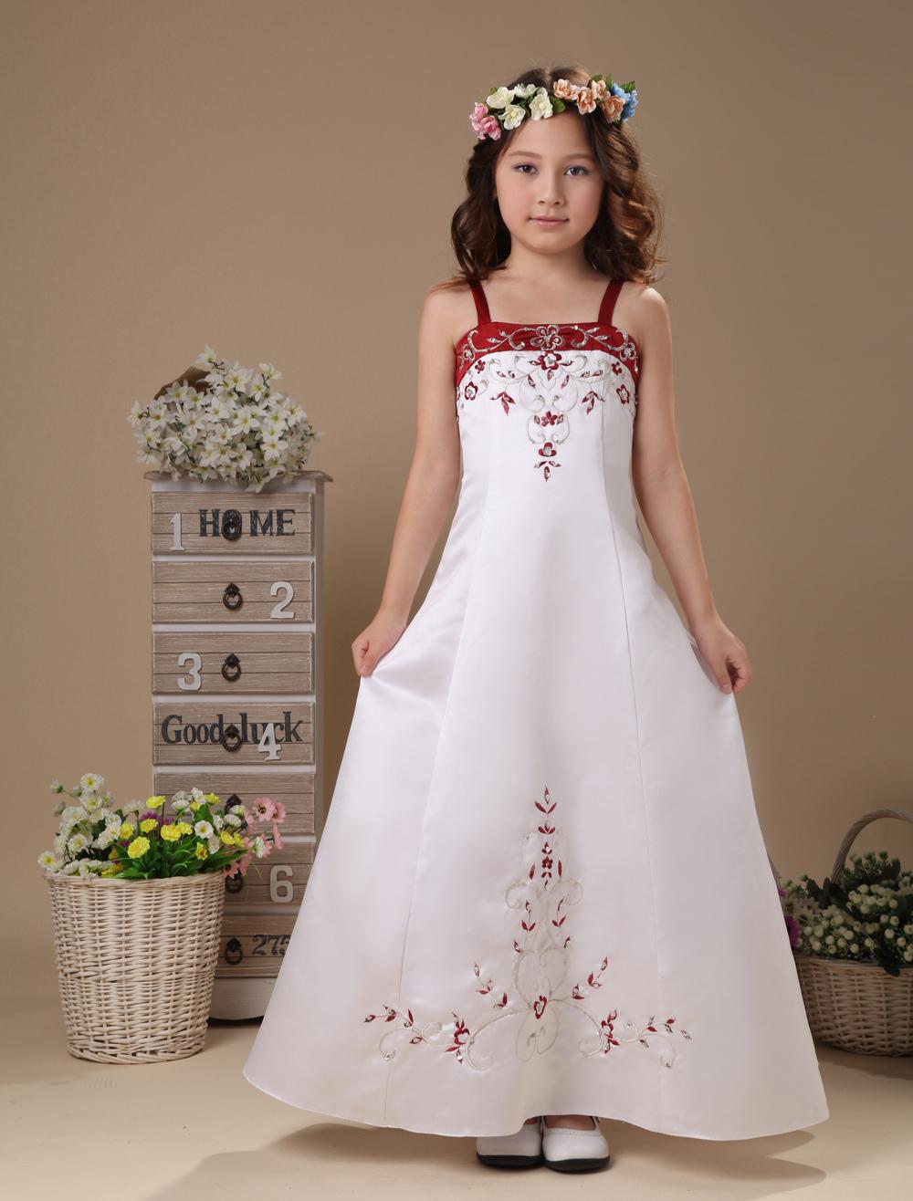 c66b70f0aa1eb Erstkommunion Kleid Großhandel Erstkommunion Kleid Online   Milanoo.com