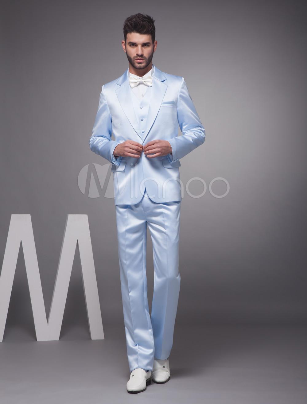 6fc60622f92e1 ... 新郎スーツ,ブルー タキシード オーダーメイド可能 セット 結婚式スーツ パーティー ゥェディング -No. 12. 色  AddThis  Sharing Buttons