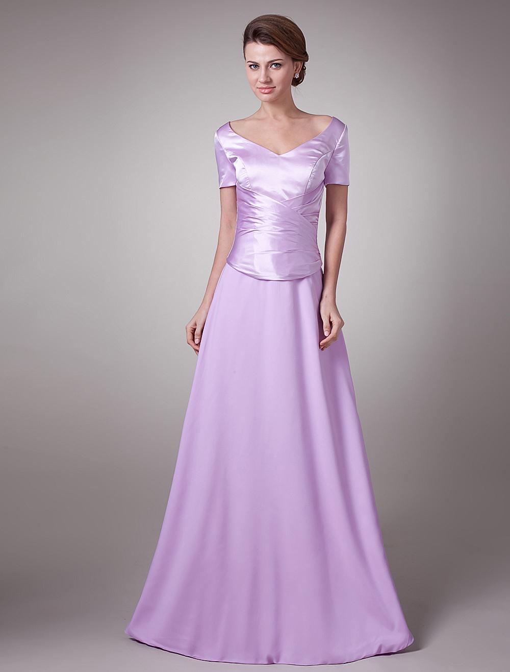 Lavendel Kleid Großhandel Lavendel Kleid Online | Milanoo.com
