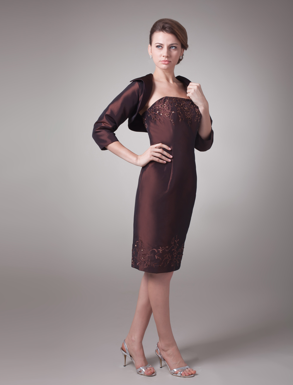 Glamorous Mother of the Bride Dresses