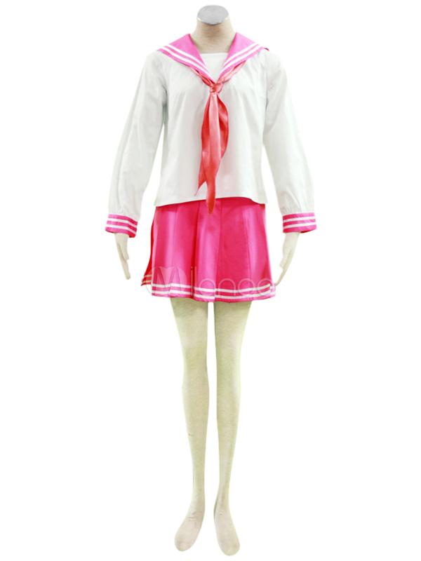 Buy Luck Star Izumi Konata Halloween Cosplay Costume Halloween for $35.87 in Milanoo store