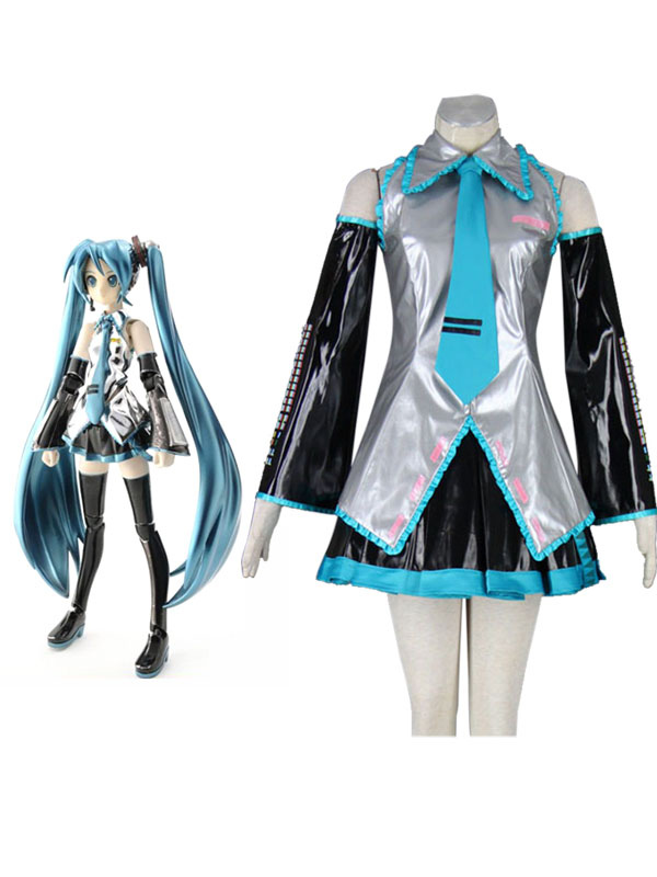 vocaloid hatsune miku anime halloween cosplay costume halloween no2