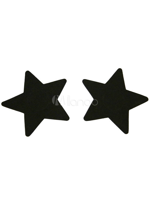 Sexy Pentagram Shape Pasties Cheap clothes, free shipping worldwide