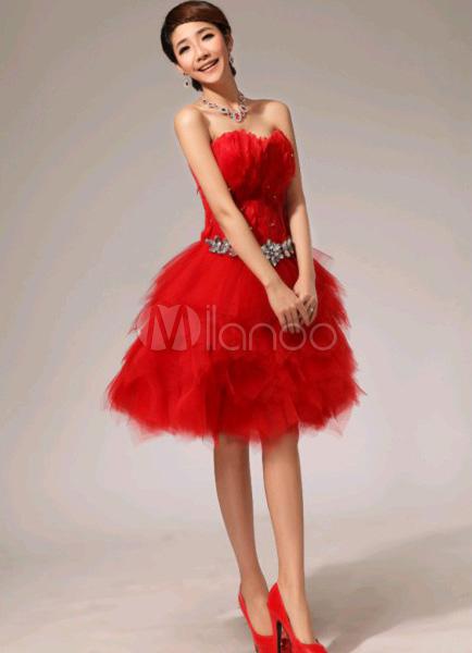 Knee Cocktail Dress