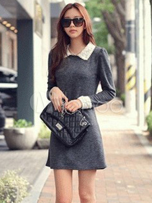 Ver fotos de vestidos modernos