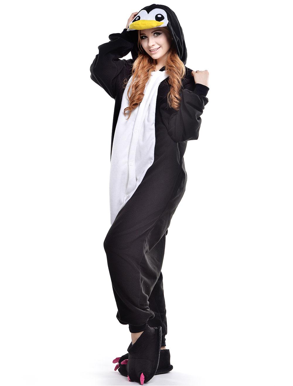 Penguin Halloween Costume Adult