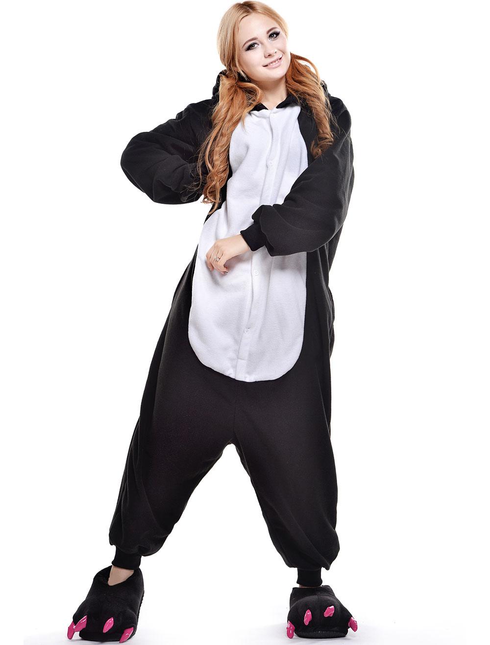 865ae8de854264 Kigurumi Pajama Penguin Onesie For Adult fleeceFlannel Animal Costume  Halloween