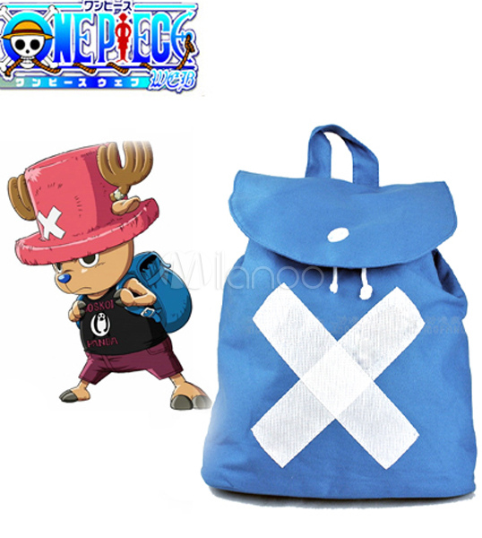 Buy One Piece Chopper Cosplay Backpack Halloween for $19.99 in Milanoo store