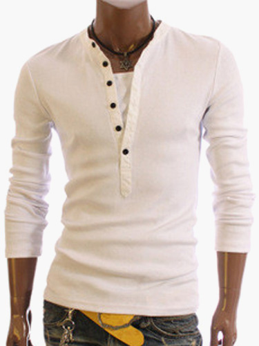 Men Casual Dress Shirts