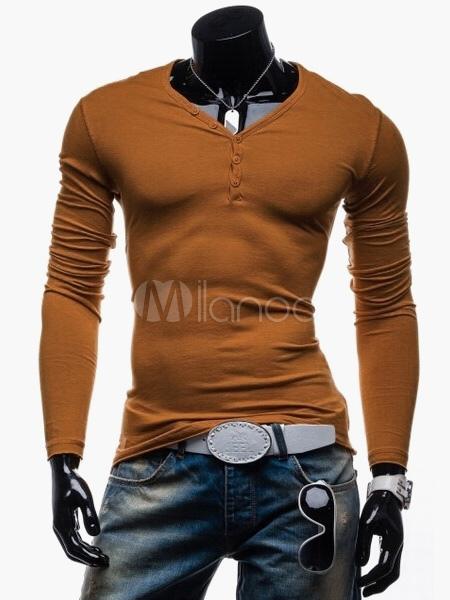 0954ed9256c Tee shirt moulant homme