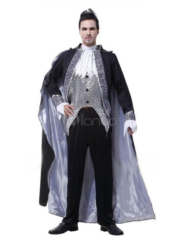 halloween black vampire costumes. Black Bedroom Furniture Sets. Home Design Ideas
