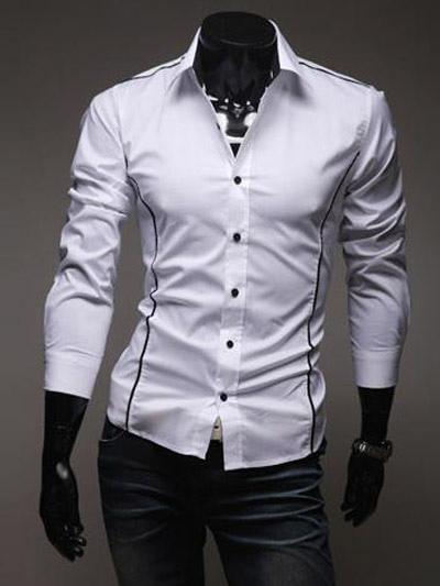 Soft Fabric Cotton Blend Shirt