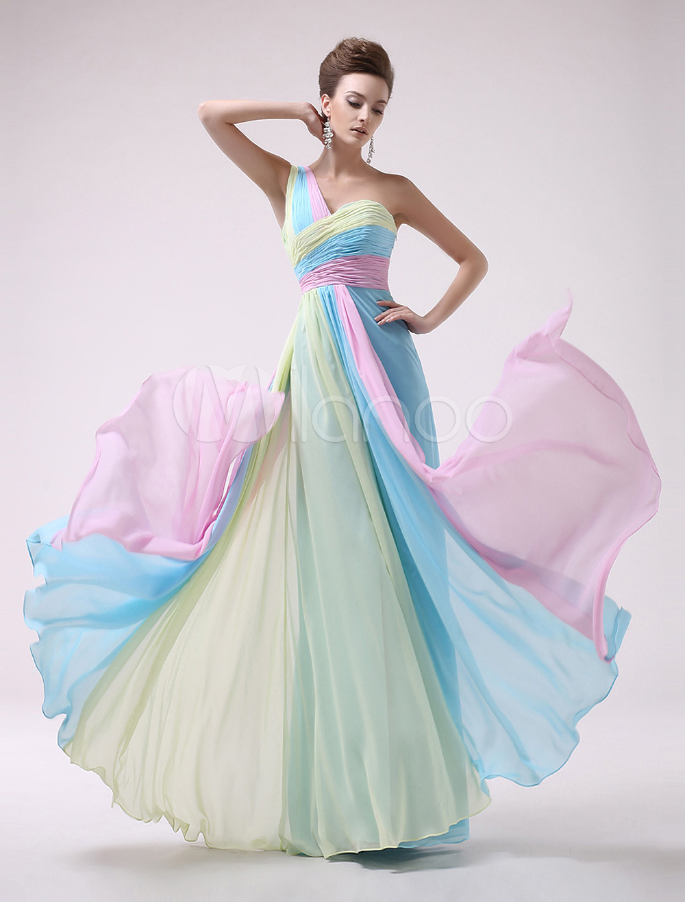 Multi Color Evening Dresses