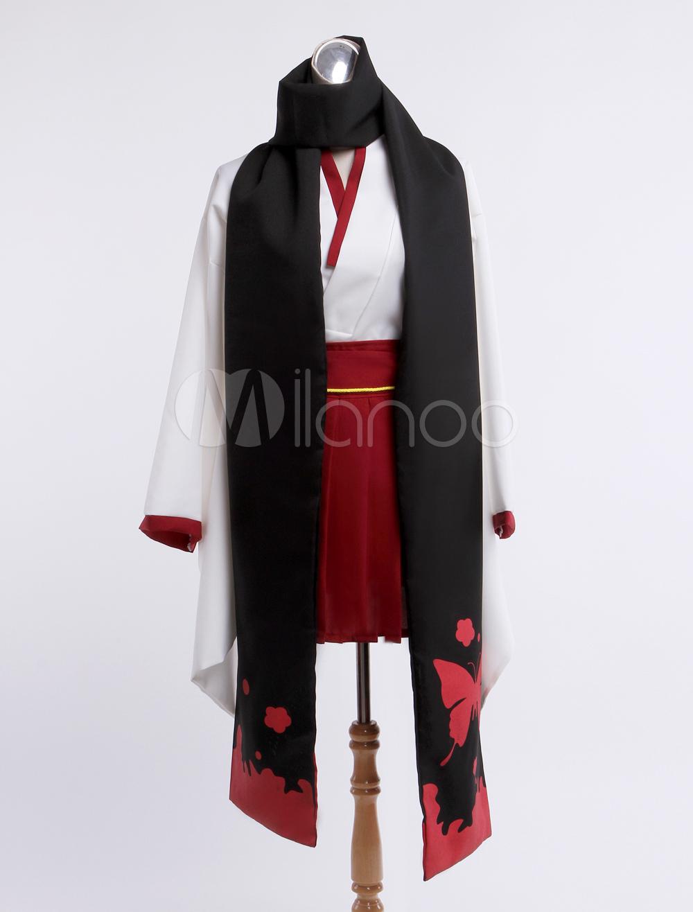 Inu x Boku SS Shirakiin Ririchiyo Cosplay Costume Halloween