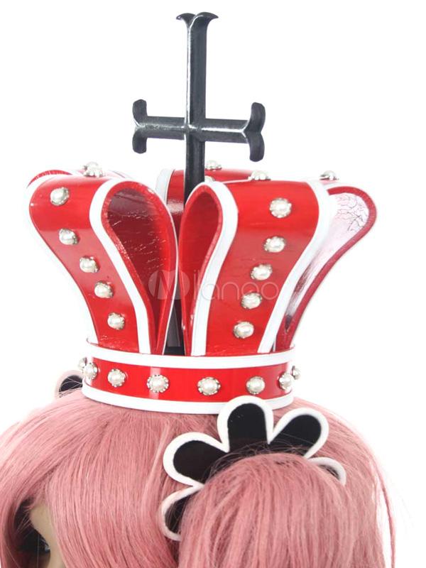 One Piece Perona Halloween Cosplay Crown Ghost Princess Perona Cosplay Halloween