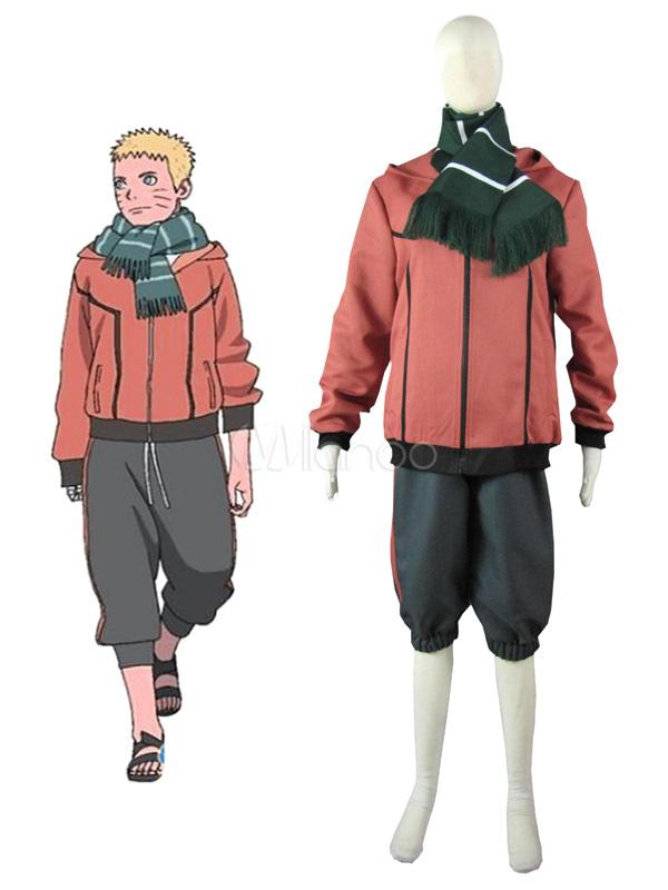 Buy Naruto The movie The last-Uzumaki Naruto Father Anime Cosplay Costume Halloween for $109.99 in Milanoo store