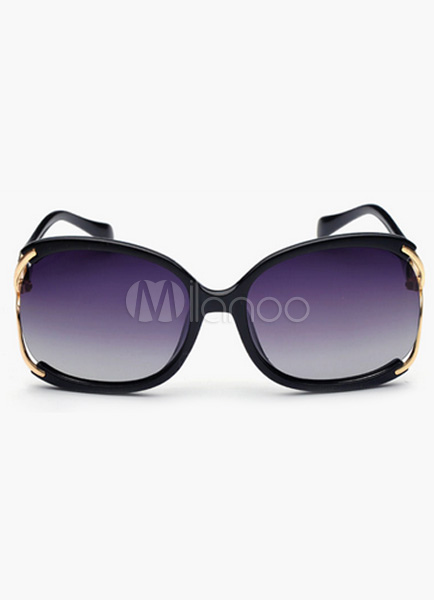 Resort Wear Modern Solid Color Glasses For Women Cheap clothes, free shipping worldwide