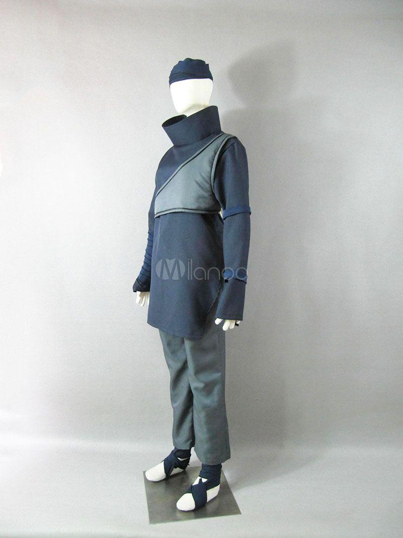 Naruto The Movie The Last Uchiha Sasuke Cosplay Costume