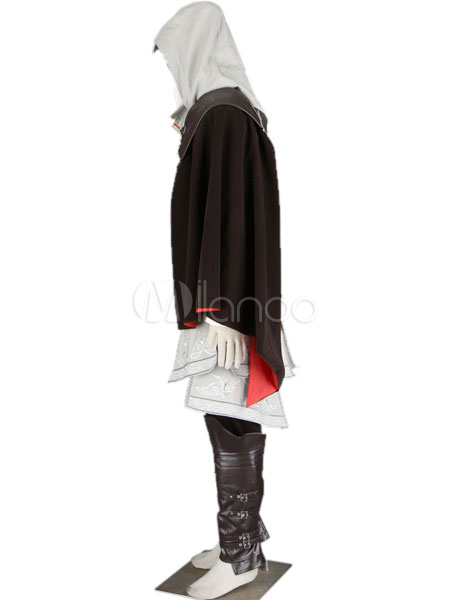 Assassin Carnevale Ispirato Costume Cosplay Ezio Da Creed 5I0x0B8