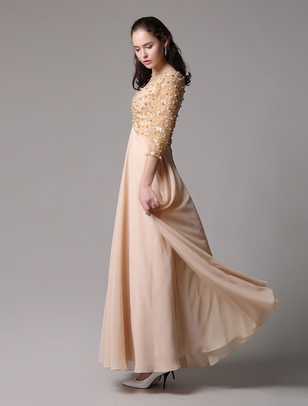 robe couleur champagne acheter robe couleur champagne aux petits prix. Black Bedroom Furniture Sets. Home Design Ideas