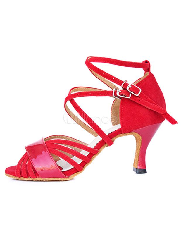 Calzature Accessori per amp; donna ballo rossi RRWq4nra
