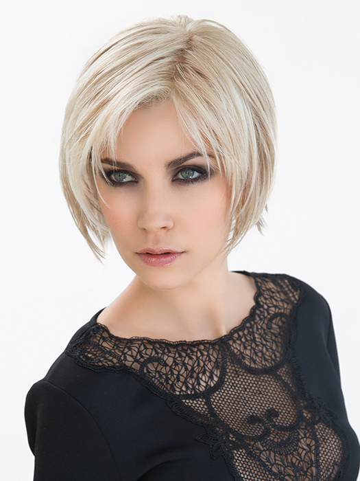 Athletic Wigs Straight Layered Short Synthetic Wigs