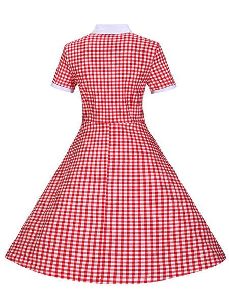 87759c5d96a9 Robe femme vichy - Idée pour s habiller