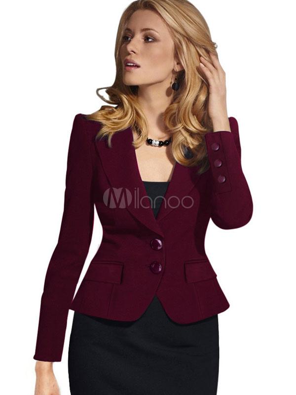Short Women Blazer Casual Jacket Long Sleeve Spring Women Coats Cheap clothes, free shipping worldwide