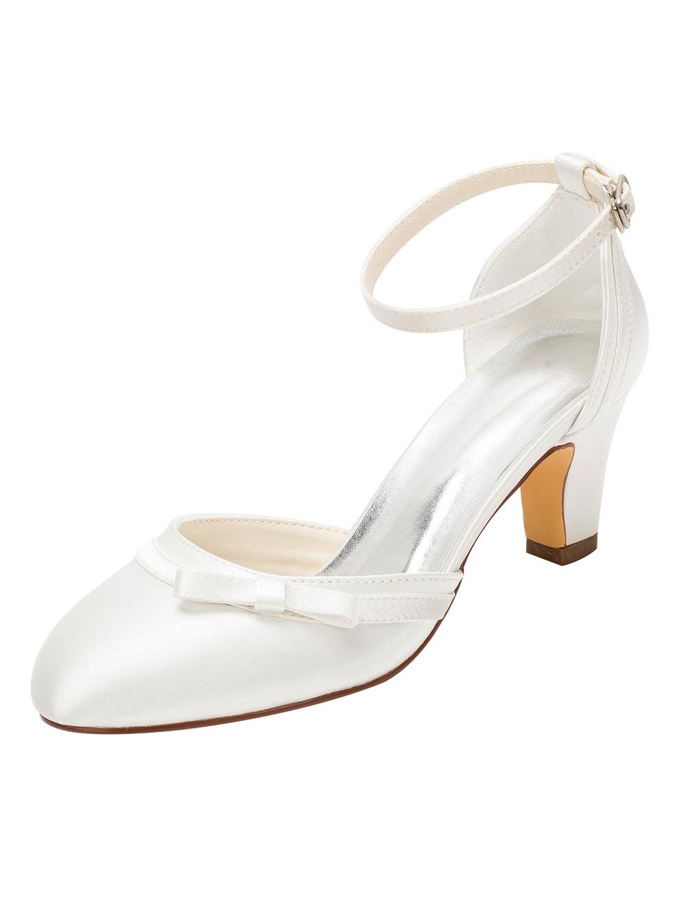 Zapatos de tacón de kitten de puntera abierta de seda sintética elegantes Fiesta de bodas X9jWUcwU