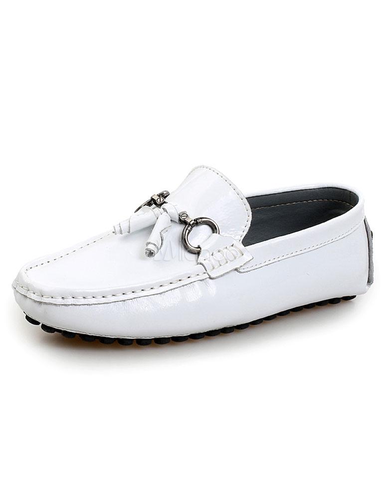 2148e4f7b ... Mocasines zapatos de los hombres negros zapatos mocasines de Gucci de  dedo del pie redondo- ...