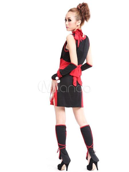 sexy Ninja Kostüm für Frauen