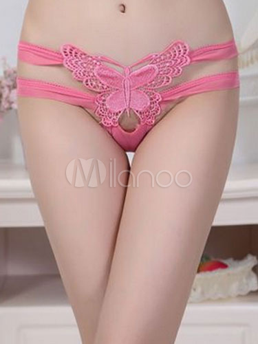 a67a260e4ed5 ... Black Sexy Panties Women's Butterfly Strappy Cut Out Underwear Lingerie  For Women-No. ...