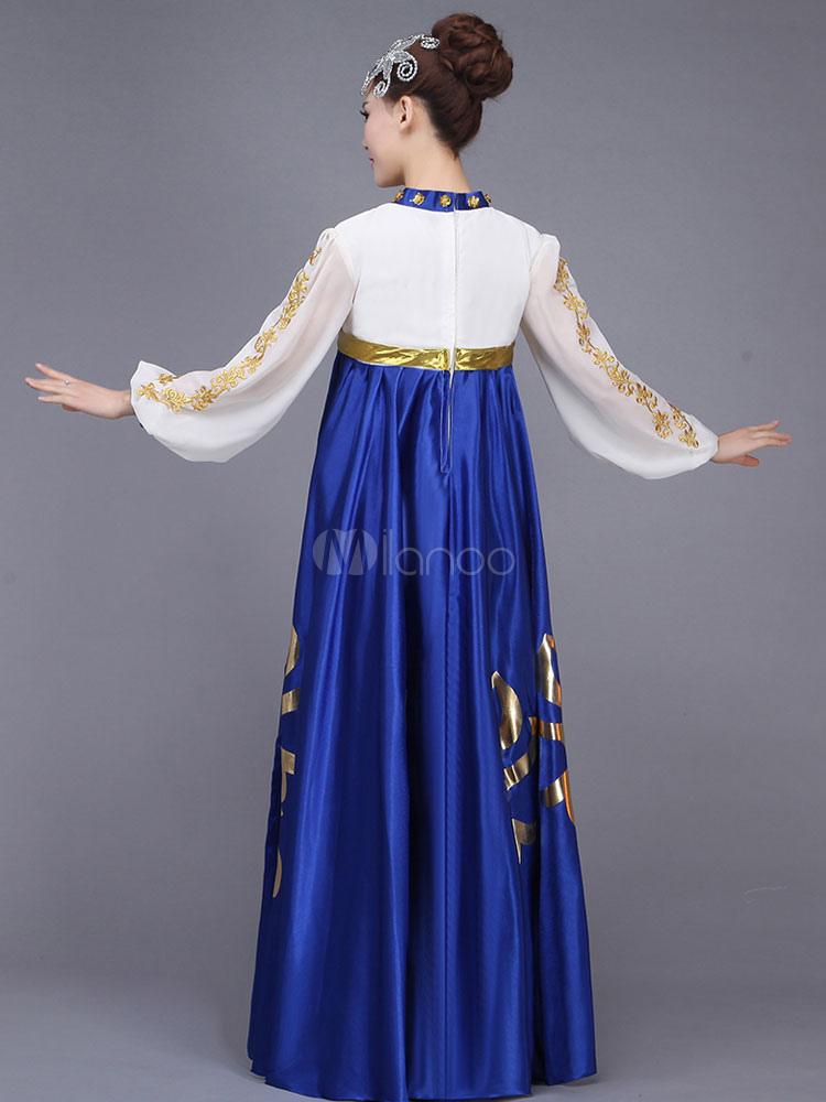 Halloween korean costume hanbok women s north