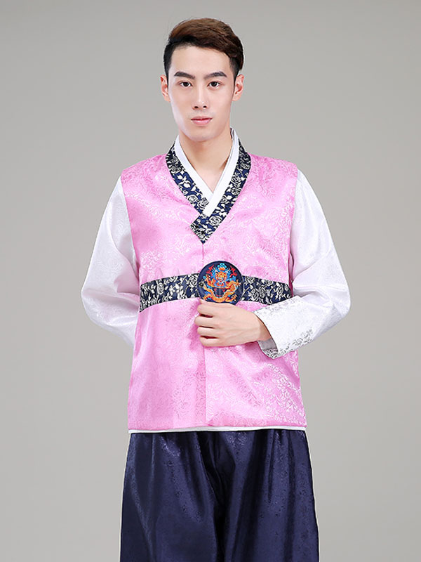Conjunto de raso pantalones sueltos de halloween traje Coreano ...
