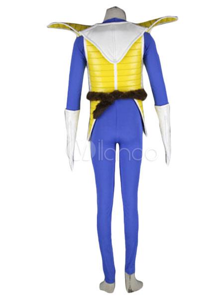 Dragon Ball Vegeta Cosplay Costume Halloween - Milanoo.com