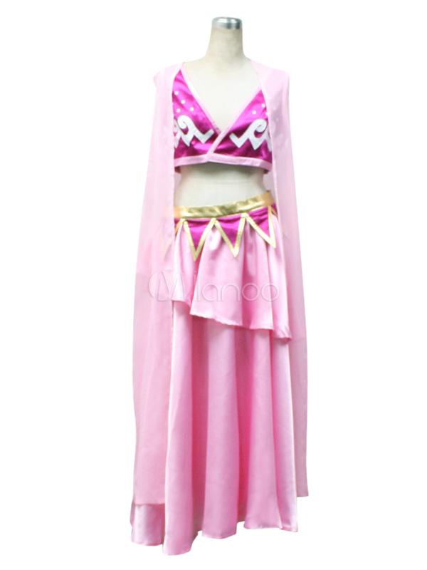Buy One piece Nami Cosplay Costume Alabasta Kindom Version Halloween for $68.57 in Milanoo store