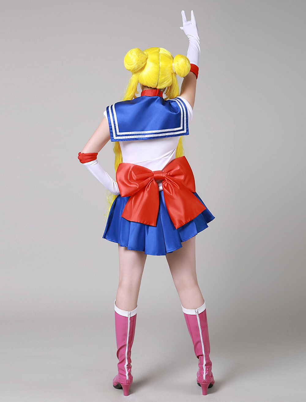 22d774fb720e5 Sailor Moon Tsukino Usagi Cosplay Costumes Halloween - Milanoo.com