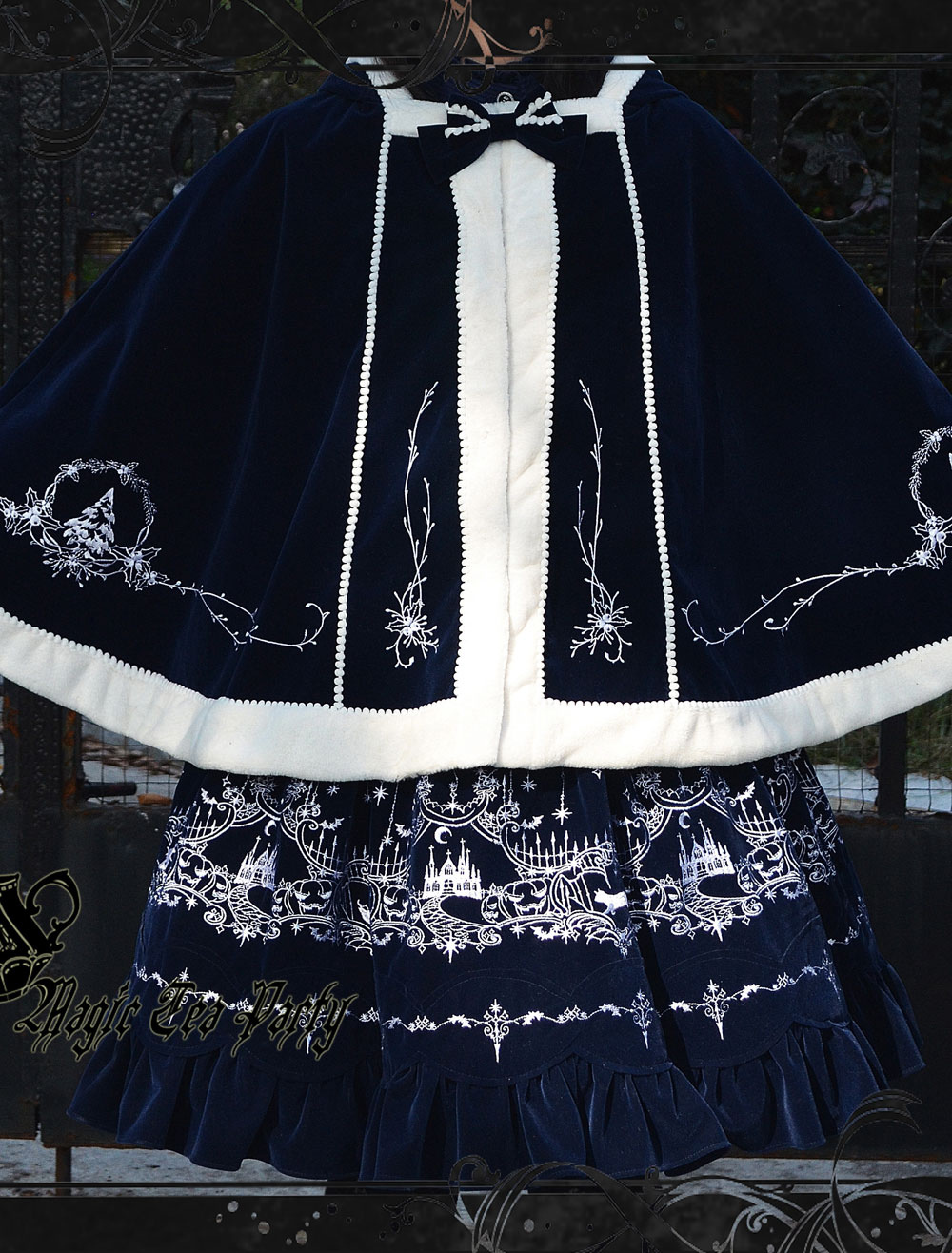 The Moon Castle Lolita Cape
