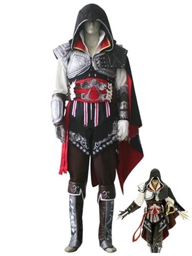 Inspired By Assassin's Creed Halloween Cosplay Costume Halloween