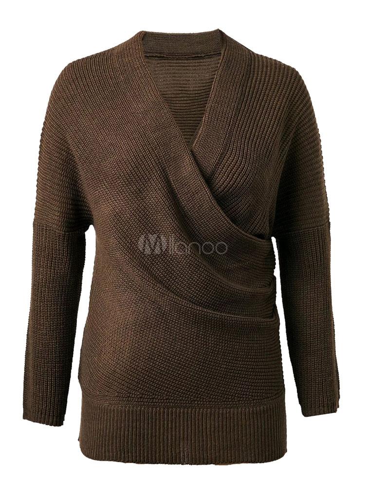 f4bdfadf38f408 Women s Apricot Sweater Long Sleeve