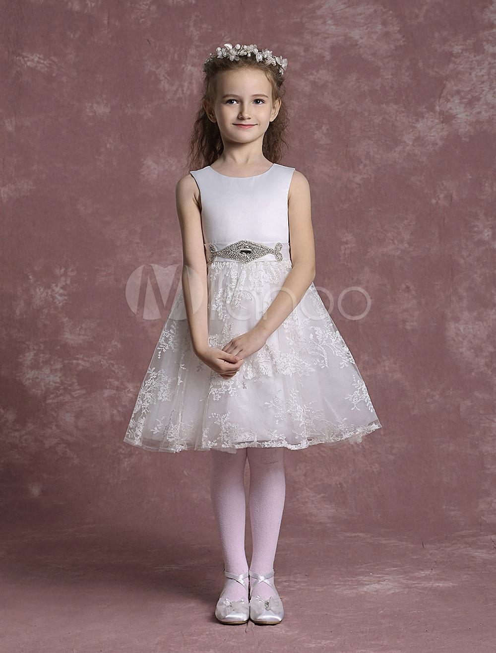 5324f132d5fdb Robe Mariage Enfant - Acheter Robe Mariage Enfant aux petits prix ...