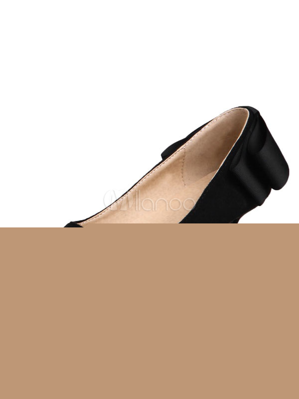 Zapatos de tacón medio estilo moderno de tacón de kitten de puntera puntiaguada j2w1p