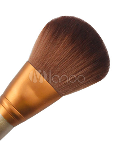 Milanoo / Women's Beauty Combo Earth Tone Eyeshadow Palette And Brushes Set With Powder Sponge In Random Color