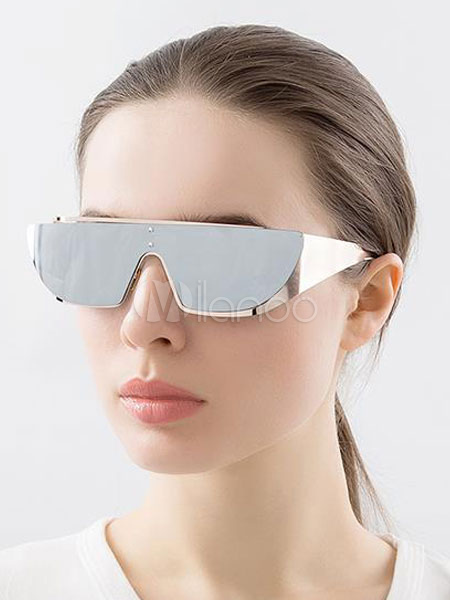 Grey Women's Sunglasses Cheap clothes, free shipping worldwide