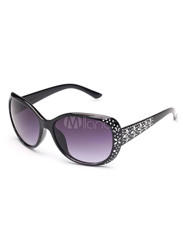 Black Beaded Sunglasses Cheap clothes, free shipping worldwide