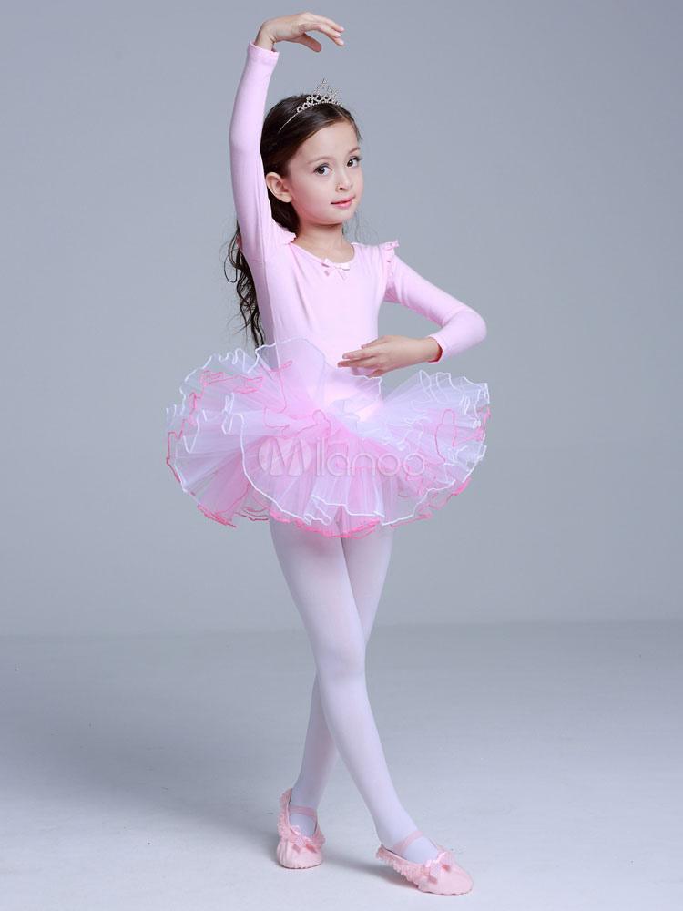 ballett tanz kost me pink organza ballerina kost m f r kinder. Black Bedroom Furniture Sets. Home Design Ideas