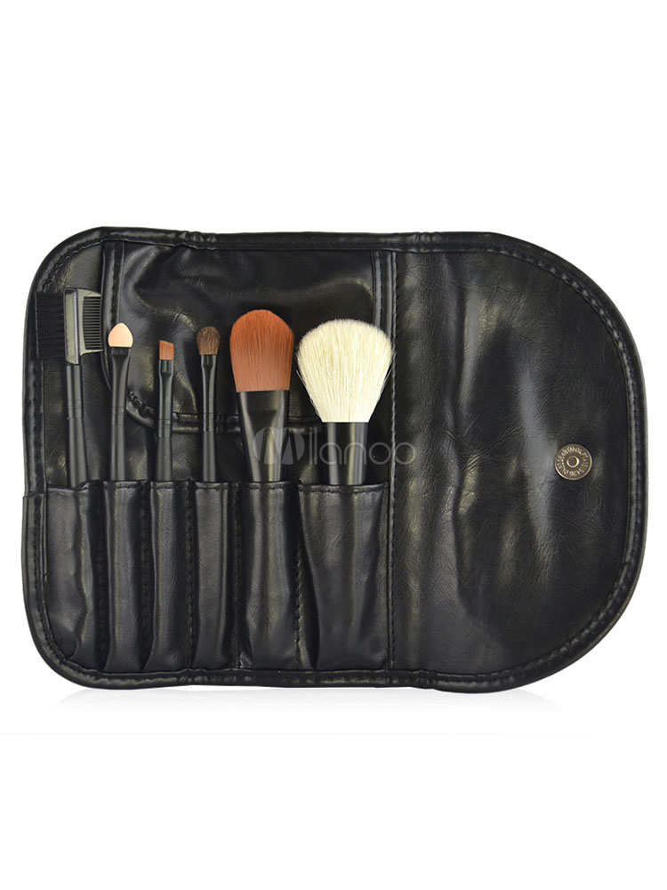 Makeup Brush Set 6 Piece Powder Brush Makeup Tool Cheap clothes, free shipping worldwide