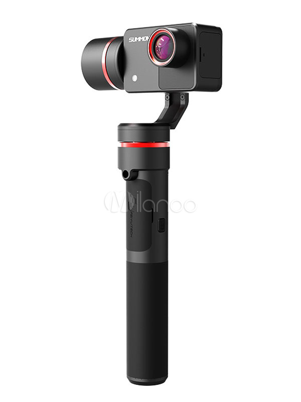 Buy Camera Gimbal Stabilizer Feiyu Summon Plus 1080P Cam HD Display Panoramic Shooting 3 Axis Handheld Camera for $299.24 in Milanoo store