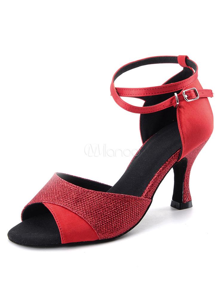 Zapatos planos de puntera puntiaguada de slingback Planos para mujer para pasar por la noche estilo moderno con letras JPiHZ0