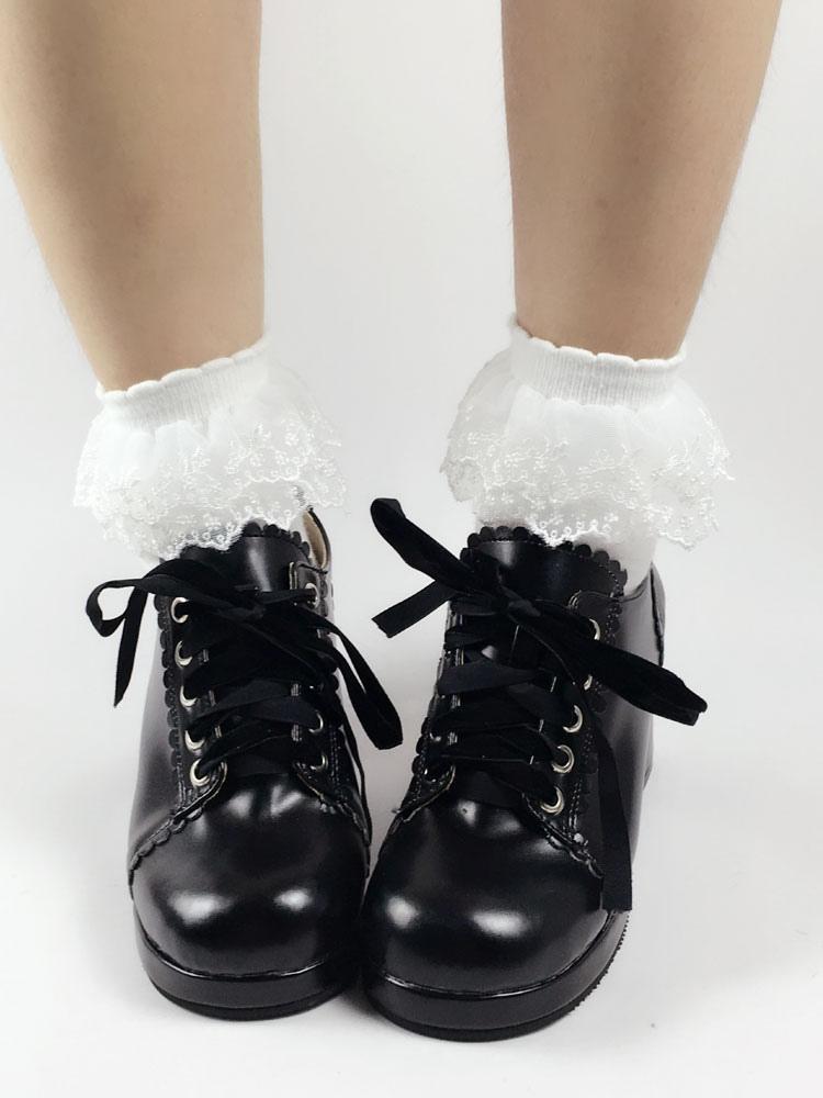 Mocasines para Mujer Josef Seibel Ruben 07 Sweet Lolita Zapatos Cuadrados Toe Puppy Talón PU Lace Up Red Lolita Zapatos Zapatos azules Adidas para hombre  36 EU pXKqrSP